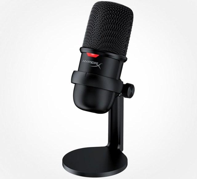 HyperX lança o microfone SoloCast
