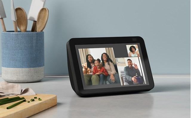 Amazon anuncia nova geração de Echo Show 8 e Echo Show 5