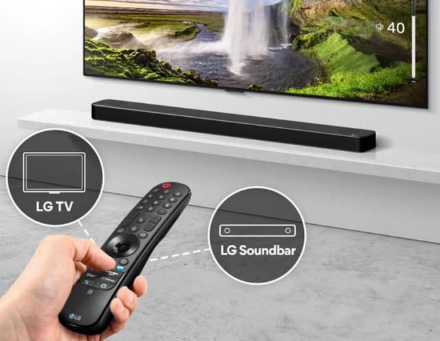 LG anuncia novos modelos de Sound Bars com melhorias no áudio e design sustentável