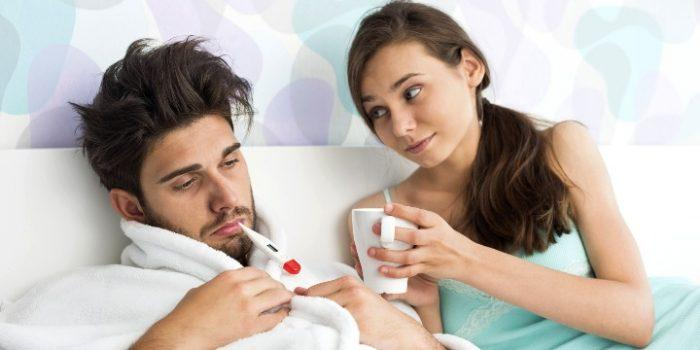 La como gripe rapidamente curar
