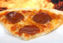 dieta de la pizza