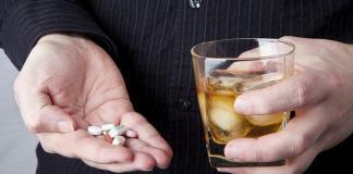 antibióticos y alcohol