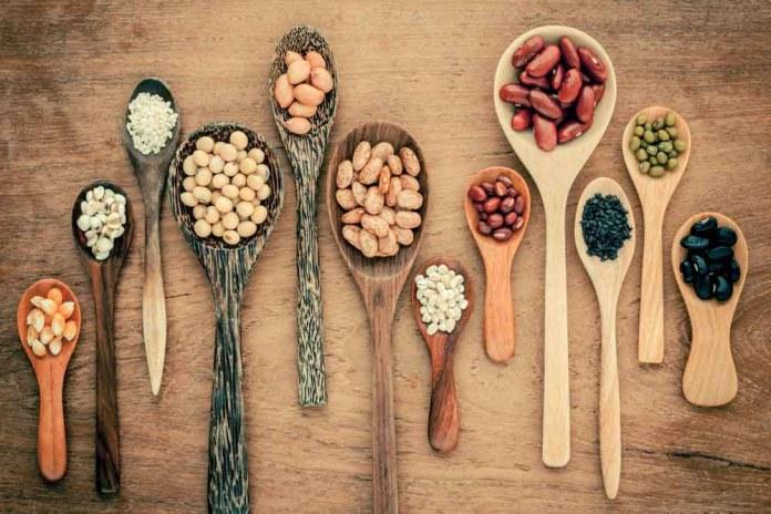 alimentos mas ricos en fibra
