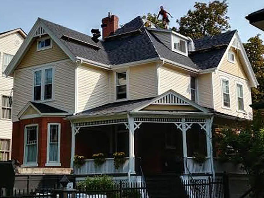 Classic roofing by Vidan Roofing - a roofing contractor specializing in residential & commercial roofing in Cobourg and Port Hope