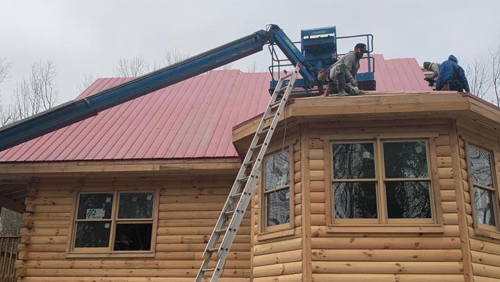 Vidan Roofing Metal Roof