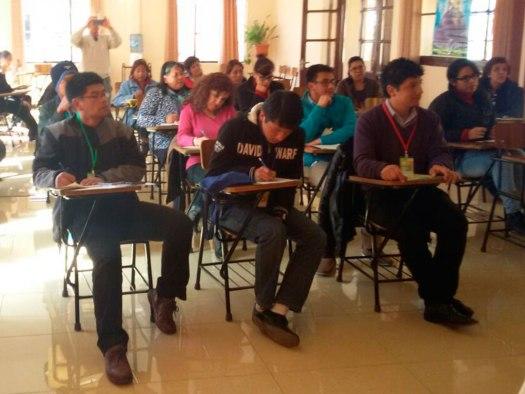 Formación de misioneros | Foto: VCAMBolivia