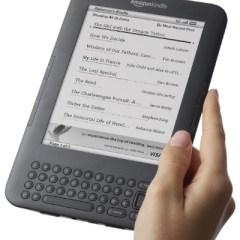O Kindle substitui a leitura em papel?