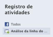 Facebook - Linha do Tempo 13