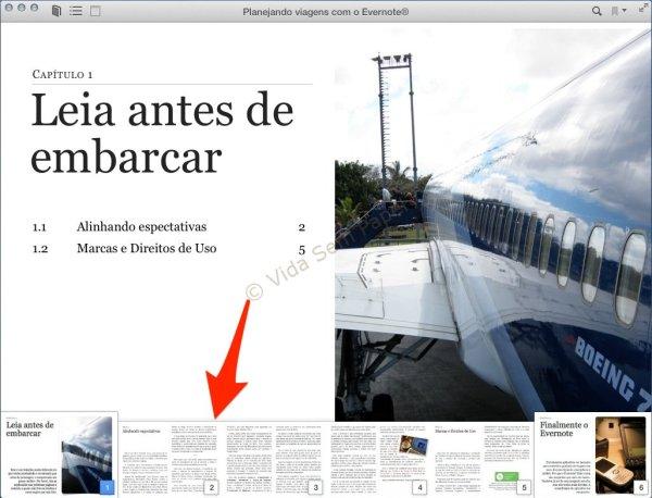 iBooks no OS X Mavericks - 10