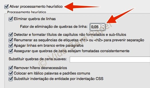 Como converter arquivos PDF no Calibre 07