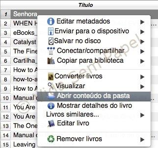 Como converter arquivos PDF no Calibre 14