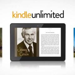 Conheça o Kindle Unlimited da Amazon