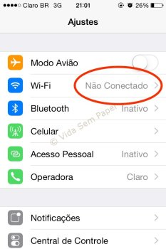 acesso 3g iphone wifi 11