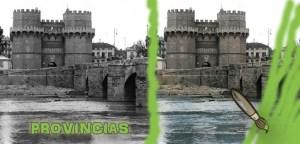 provincias_1940.-Vista-general-de-las-Torres-de-Serranos-en-la-plaza-de-los-Fueros-al-final-del-puente-de-Serranos-FOTO-EFE