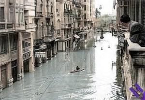 valencia-vintage-calle_la_paz_1957_levante_EMV_color
