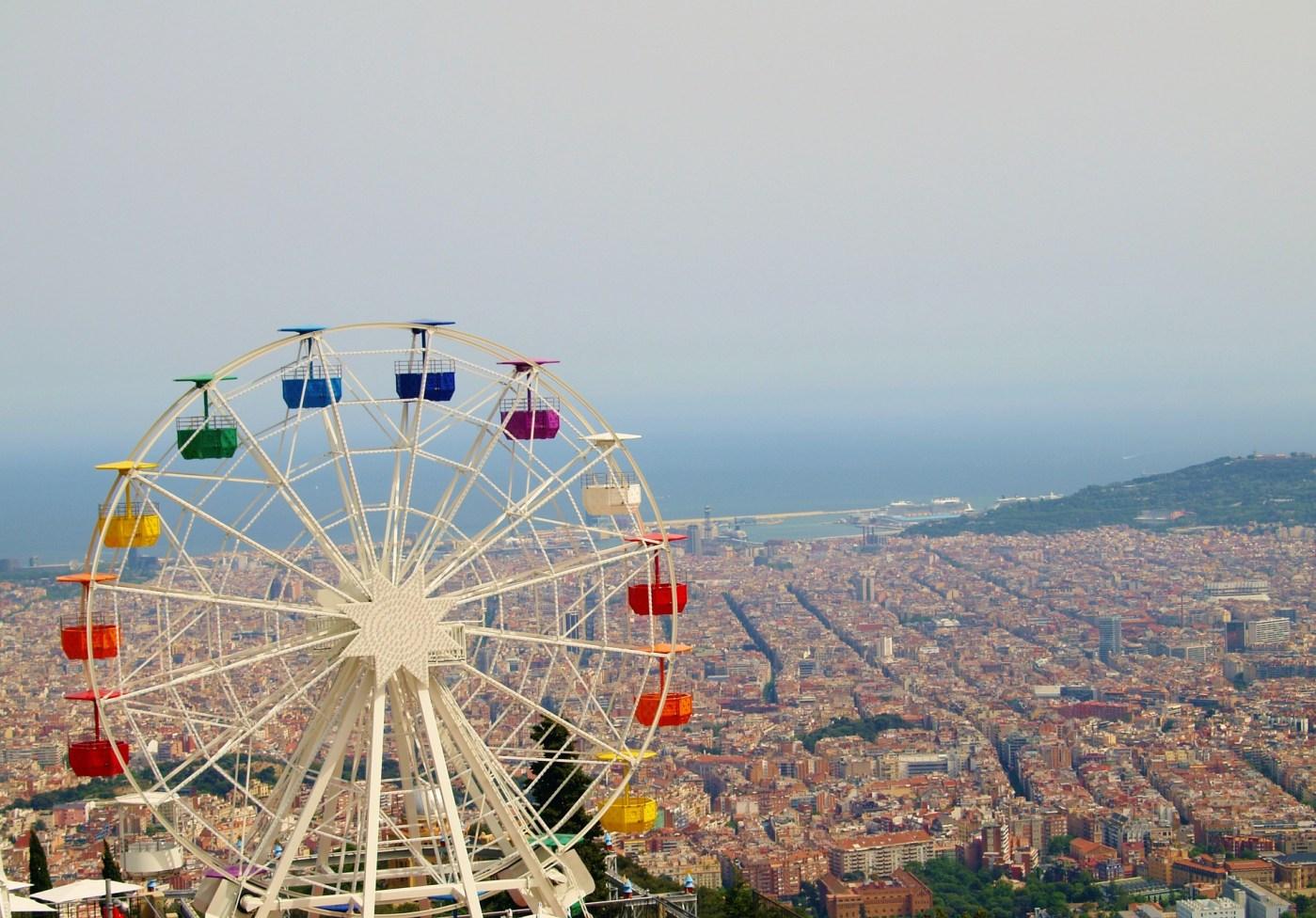 Barcelona, Ciutat Comtal