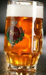 Piwo z miodem, Wrocław, Restaurante Spiż
