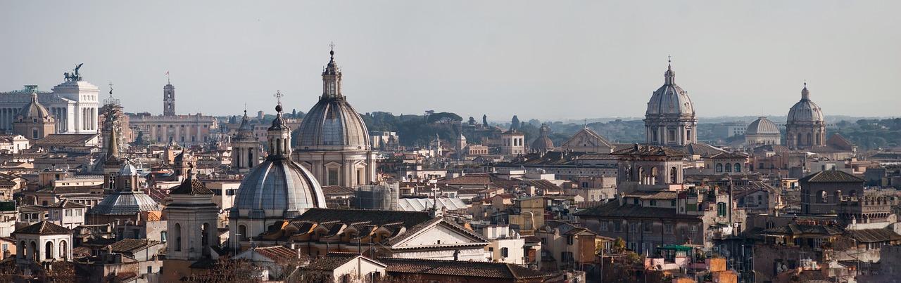 Erasmus em Roma