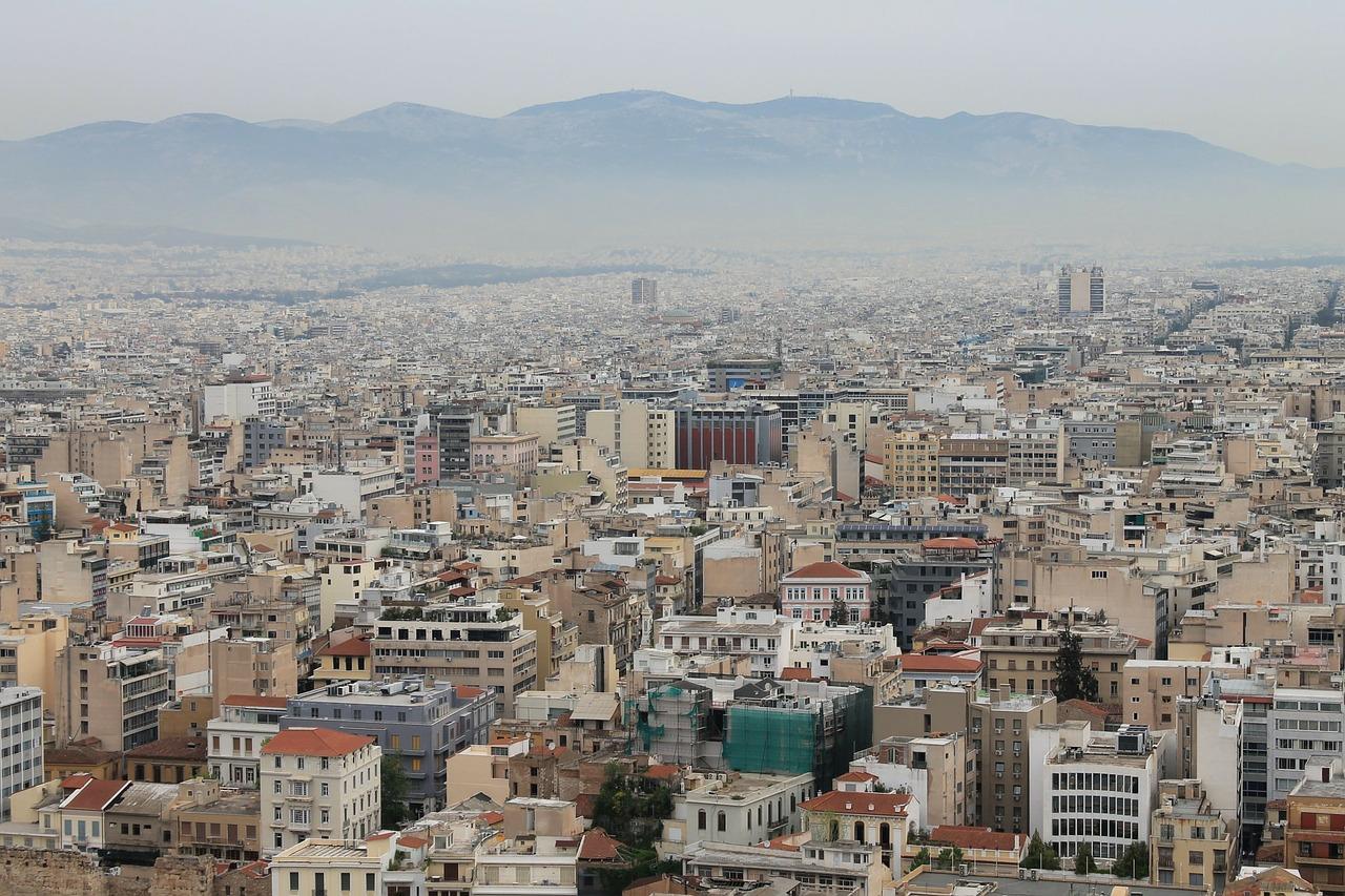 Minha aventura em alugar um quarto em Atenas