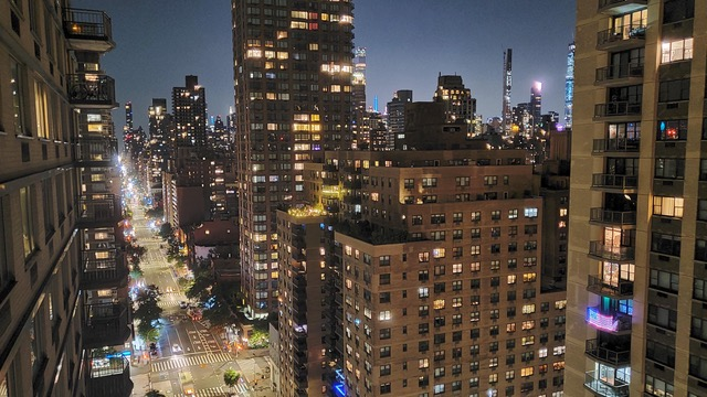 Pequenas coisas da vida em Manhattan