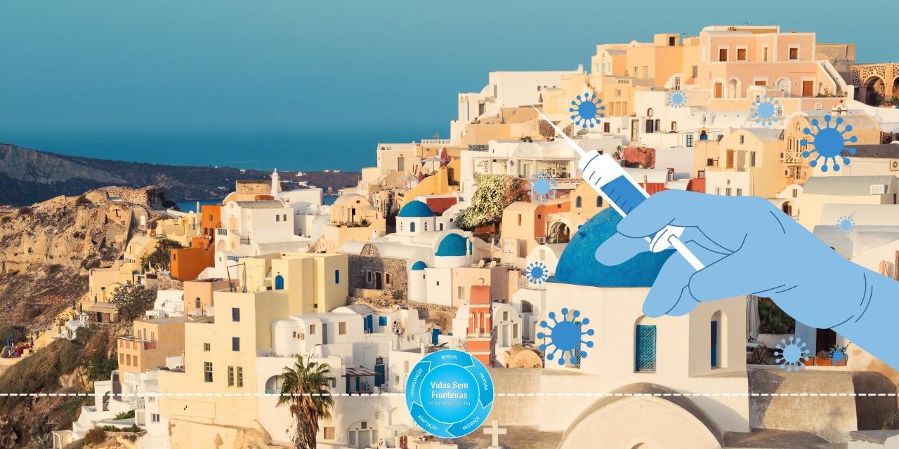 A COVID-19 na Grécia