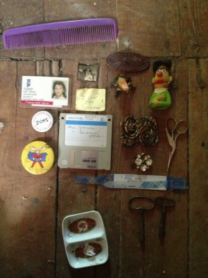 Artifacts from Goshen