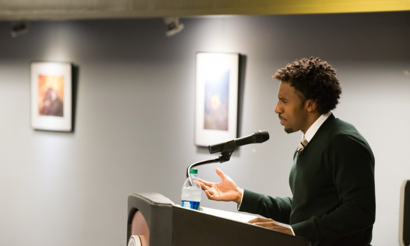 Voices of Bettering American Poetry 2015 — Kyle Dargan
