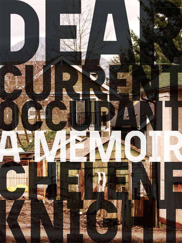 VIDA Reviews! Interview with Chelene Knight on Dear Current Occupant