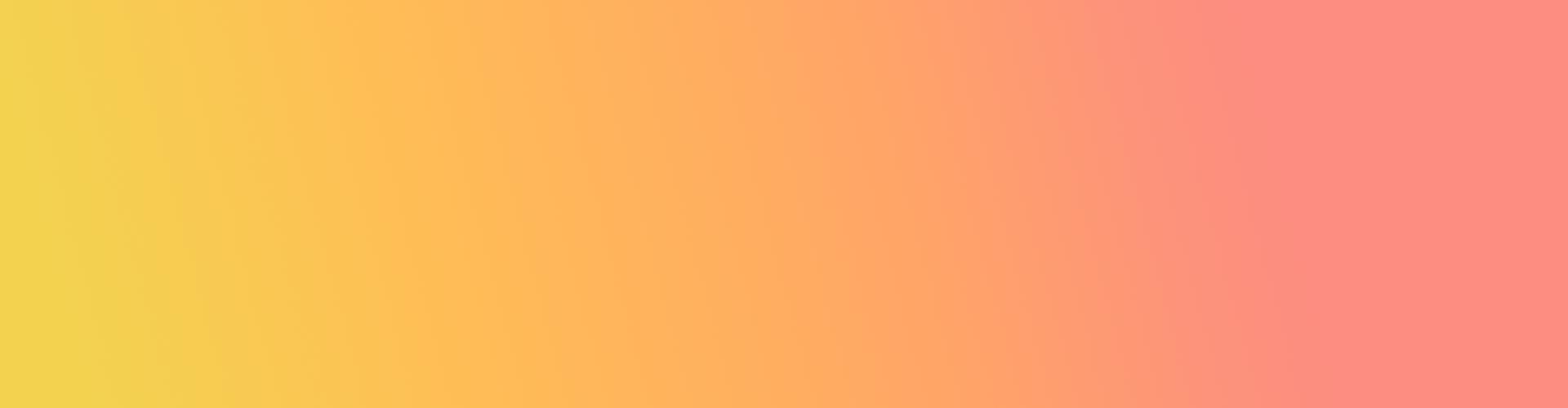 vida gradient yellow to pink
