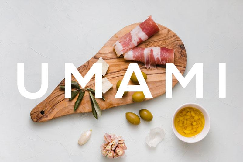 Foodie Palabras Umami Vida&Comida