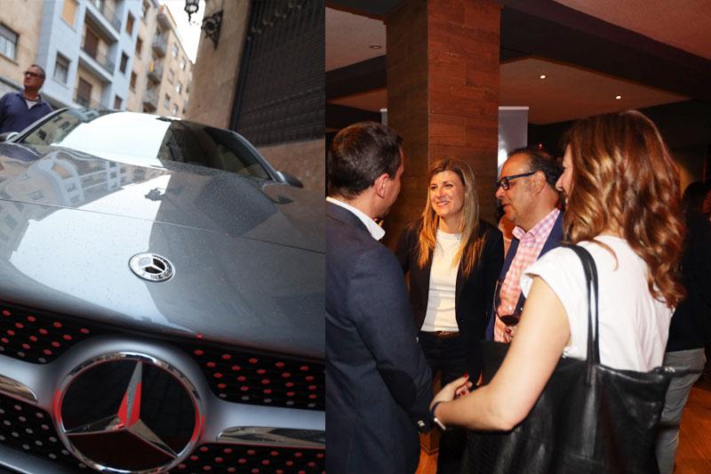 Evento Mercedes Benz Salamanca ADARSA