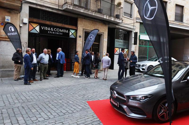 Evento Mercedes Benz Salamanca Ambiente