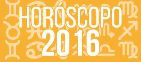 Horóscopo 2016