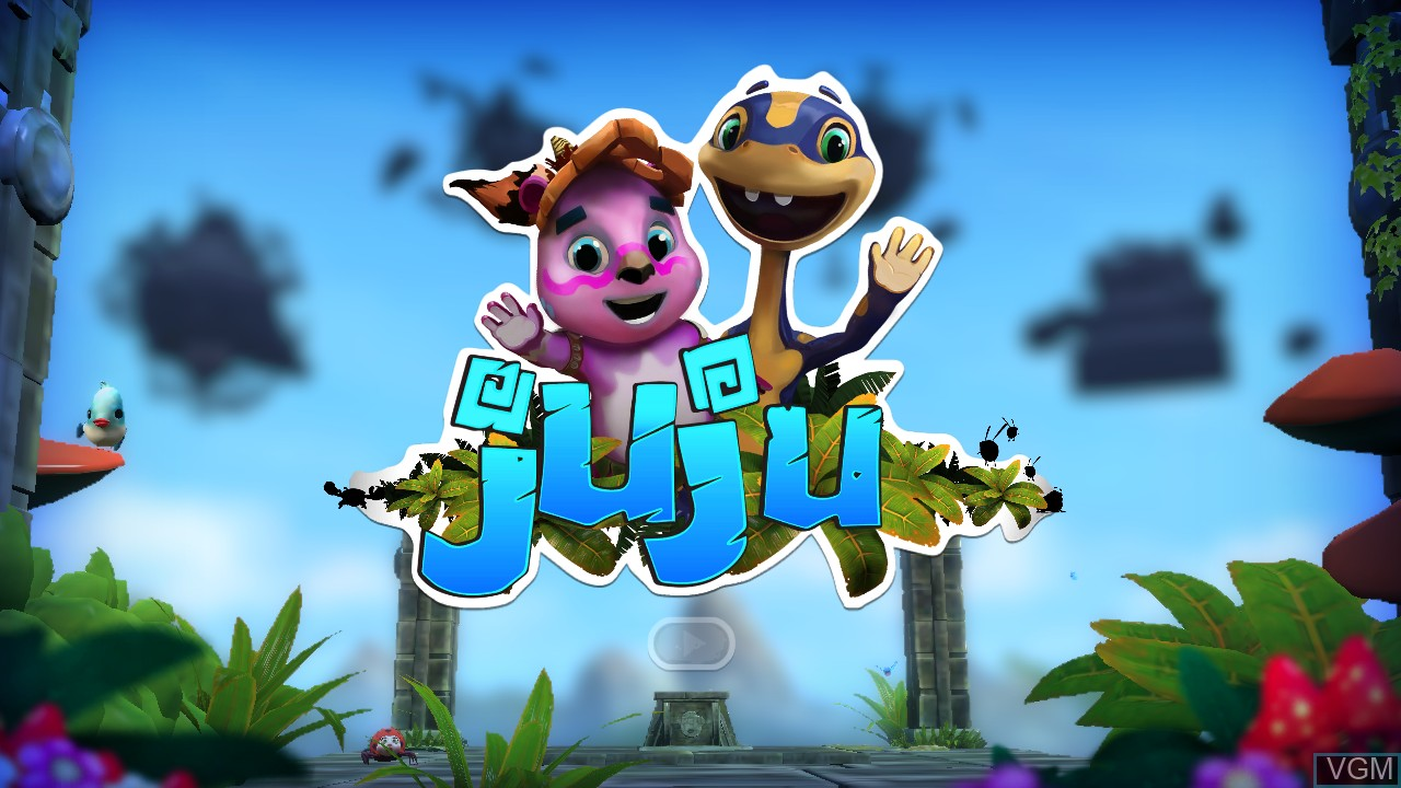 JUJU for Microsoft Xbox 360 - The Video Games Museum