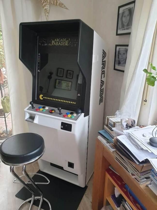 Der restaurierte Arcade-'Bro'