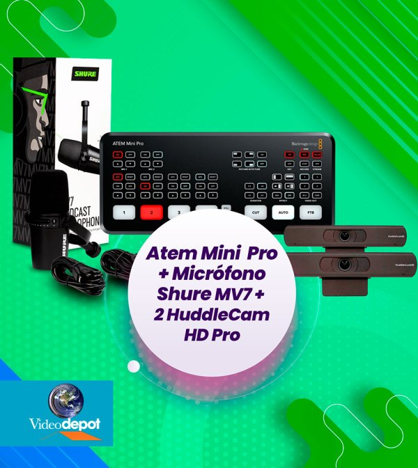 kit-para-streaming-Atem-Mini-Pro-videodepot-mexico