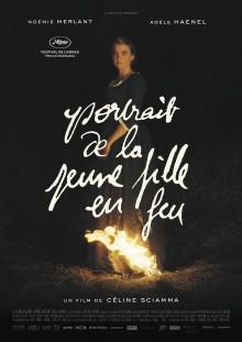 Portrait de la jeune fille au feu