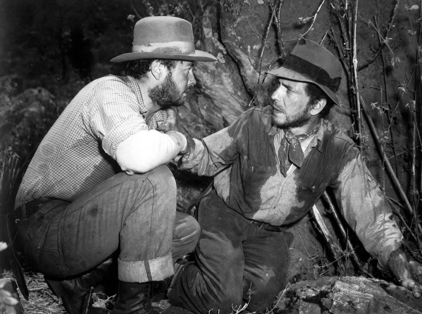 Tim Holt, Humphrey Bogart