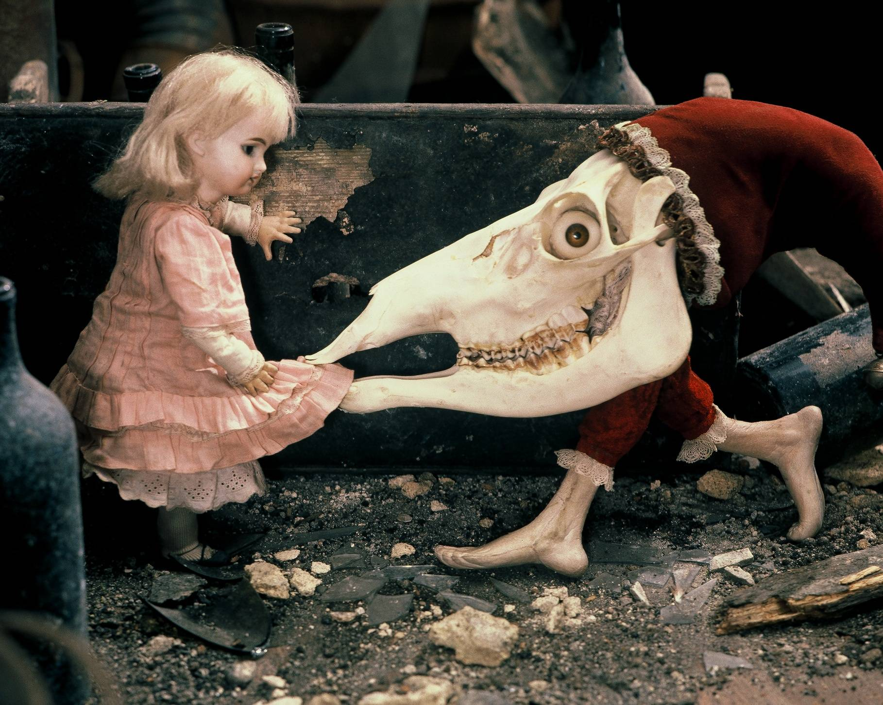 Alice - Jan svankmajer