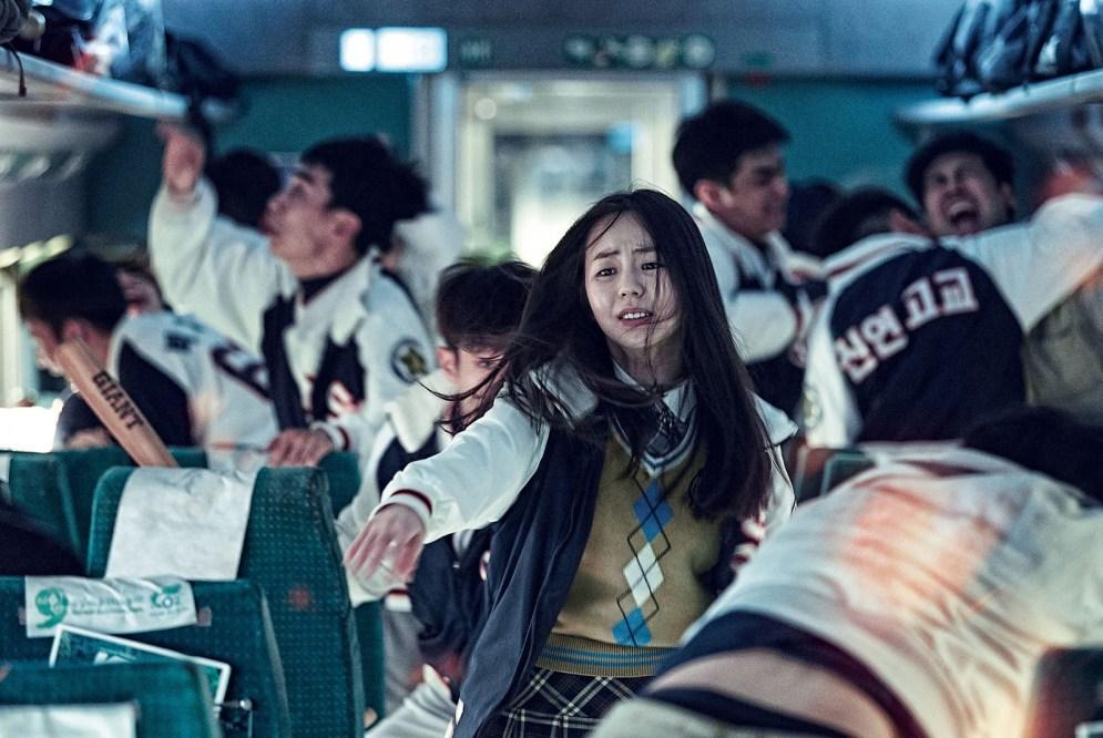 Dernier train pour Busan – Sang-Ho Yeon