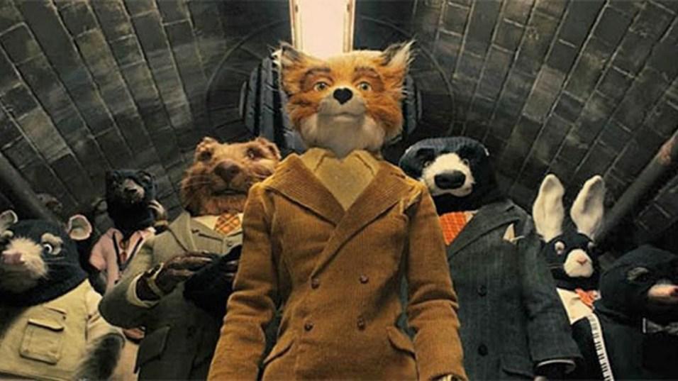 Fantastic Mr Fox – Wes Anderson