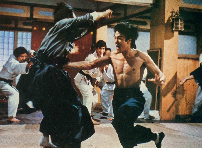 La fureur de vaincre – Lo Wei