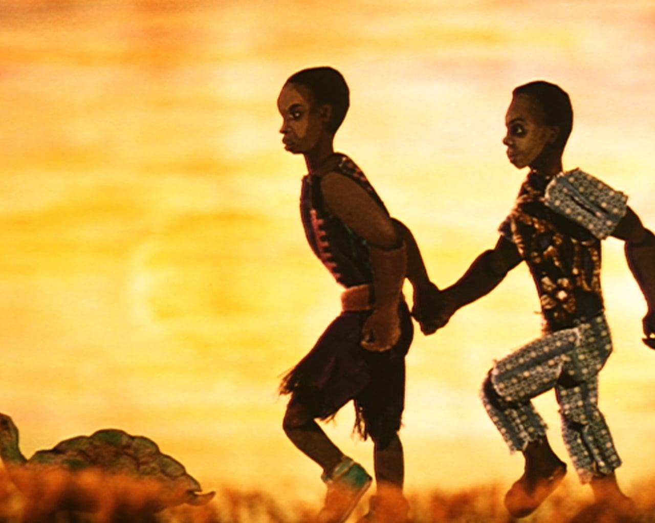 L'animation indépendante africaine 5 films – Jean-Michel Kibushi Ndjate Wooto