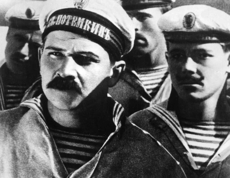 Le cuirassé Potemkine – Serguei Eisenstein
