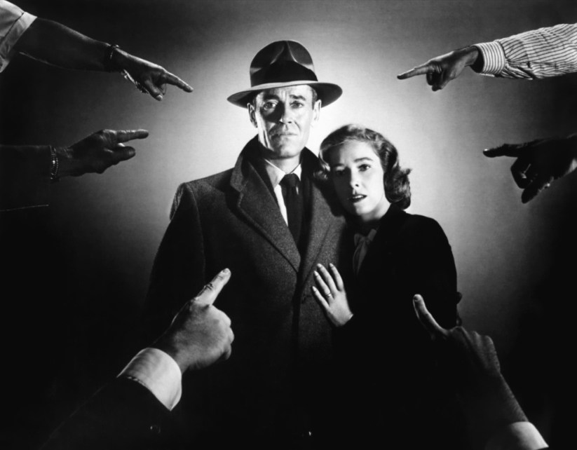 Le faux coupable – Alfred Hitchcock