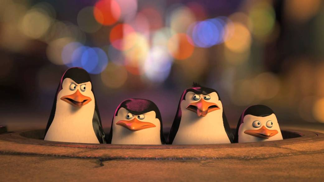Les pingouins de Madagascar – Simon J. Smith & Eric Darnell