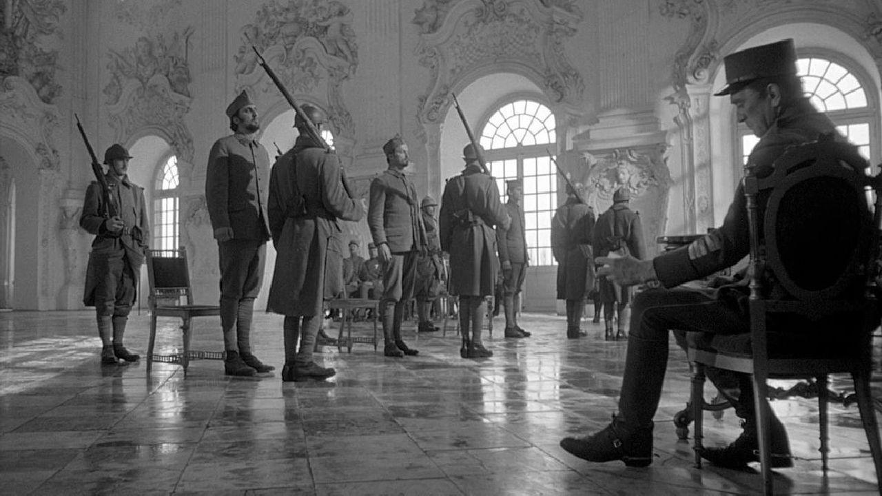 Les sentiers de la gloire – Stanley Kubrick