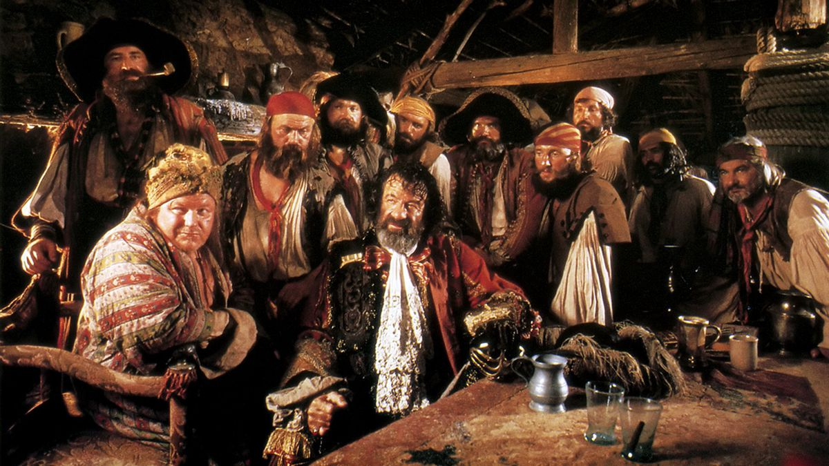 Pirates – Roman Polanski