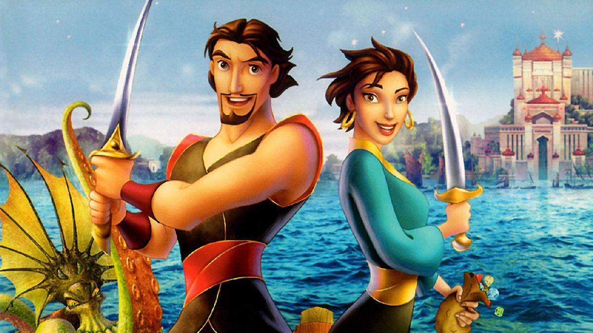Sinbad, la légende des sept mers – Tim Johnson, Patrick Gilmore