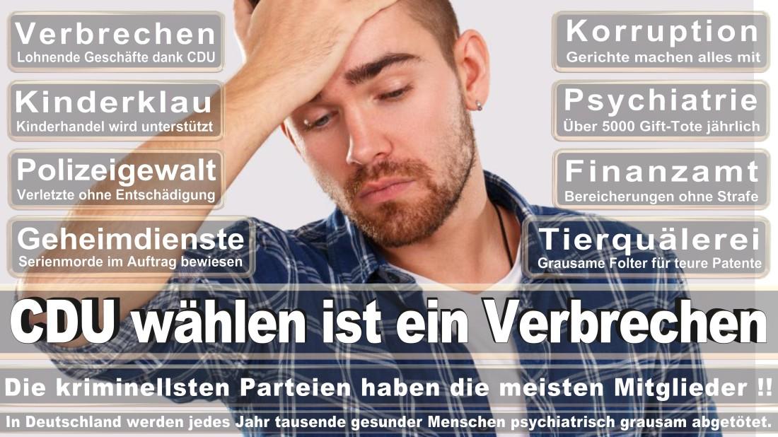 Kriescher, Karin Warburg Rembrandtstraße Christlich Demokratische Union Hausfrau Düsseldorf Deutschlands (CDU)